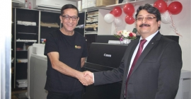 Canon India strengthens its foothold in West Bengal with new installation
