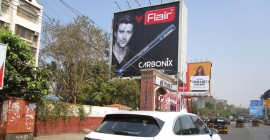 Flair flaunts Carbonix pen