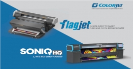Colorjet unveils new Digital Inkjet Solutions focused on sustainable printing