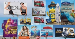 McCann helps 21 brands billboards with sunblock in Peru