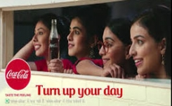 Coca-Cola's new uplifting campaign to spread across OOH
