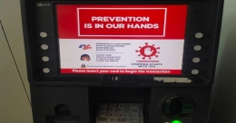 Indicash ATM becomes 'Any Time Message' tool