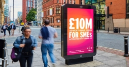 Ocean Outdoor launches £10mn ad fund for SMEs
