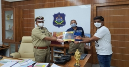 U&i distributes 2 lakh face shield masks all over India