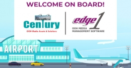 Century Group of Companies implements Edge1 OOH software