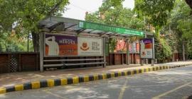 JCDecaux Media salutes Delhi Police fighting COVID19
