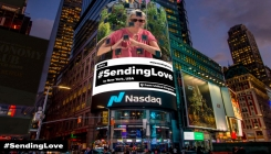 Talon launches #SendingLove DOOH campaign across 153 cities