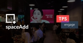 S Korea's SpaceAdd DOOH screens to be available on TPS Engage platform
