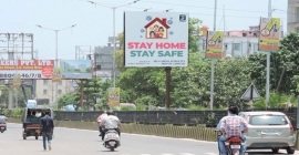 Sri Garima Publicity urges Patnaites to 'Stay Home'