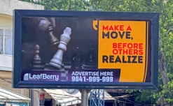 Leafberry tells brands to 'Make a Move'