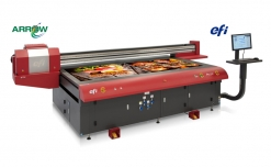 Arrow Digital installs 'EFI Pro 24f Flatbed' printer at its Ahmedabad demo center