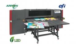 Raj Ad Zone installs Arrow Digital's EFI H1625