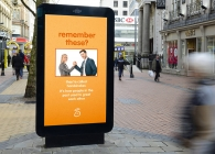 Innocent, OOH Tommy, Brave, MullenLowe London top Ocean Outdoor Crucial Creative Competition