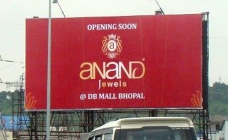 Anand Jewellers makes a grand presence with high magnitude campaign in Bhopal