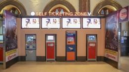 'Innovative DOOH options will spur railway media biz'