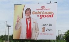 Muthoot Finance focuses on OOH media for 'Gold Loan is Good' campaign