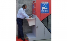 Hindware installs contactless handwashing system to promote good health and hygiene