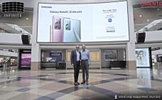 Orienta Cine Advertising installs largest LED screen inside Mumbai mall
