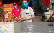 Dabur distributes immunity modaks this Ganesh Chaturthi
