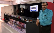 VGA Digital Printers installs Arrow's EFI Pro 32r+ Roll to Roll LED UV inkjet printer