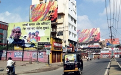 Political parties to focus on OOH media for Bihar Assembly election
