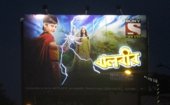 Sony AATH launches extensive OOH campaign for 'Baalveer'