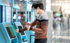 Ultraleap TouchFree app turns public touchscreens touchless