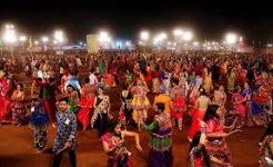 No swirling to the rhythm of Garba for brands this year