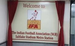 Kolkata Metro station named after Indian Football Association