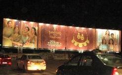 Tanishq launches Ekatvam campaign on 1,52,000 sq ft OOH media