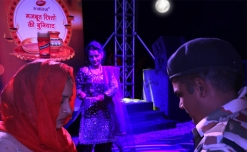Dabur Ratnaprash celebrates Karwa Chauth with ITBP families