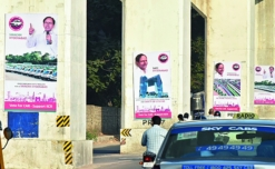 Telangana govt spent INR 177 crore on OOH advertising in 2014-2018
