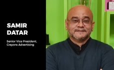 Crayons Advertising appoints Samir Datar as Senior VP