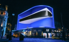 Mobile AR for spectacular 3D interactive experiences on Piccadilly Lights