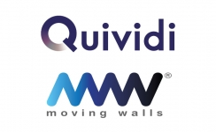 Quividi, Moving Walls in pact to enhance audience measurement, pDOOH executions