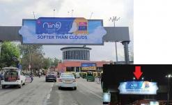 Chandigarh gets its first roadside media