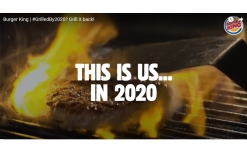 Burger King recalls 2020 grilling with a multimedia campaign