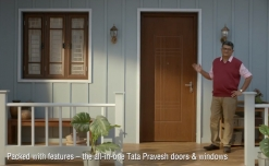 Tata Pravesh to drive awareness about doors with OOH initiative
