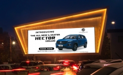 Leafberry creates landmark DOOH site in Ludhiana