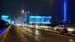 TV9 News creates OOH scoop to promote new channel