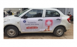 Narayana Health goes for cab branding across cities
