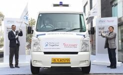 Hyundai Motor India Foundation kicks off mobile public health initiative for rural India