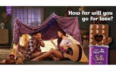 Mondelez's new V Day question: How far will you go for  love ?