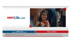 HDFC Life all set to 'Bounce Back' on OOH