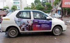 Cab advertising back on growth gear
