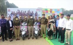 Dabur Amla, U.P. Police salute Pink Brigade in new campaign