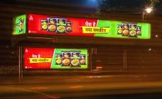 ITC tempts Delhi foodies on OOH