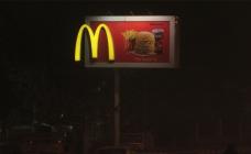 McDonald's reinforces brand presence on OOH