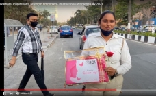 #TheSilentDiamonds sparkle in IGI's Women's Day initiative