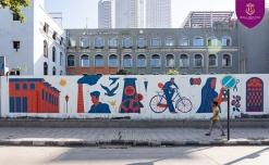 Birla Estates gives Worli artistic facelift with Mumbai Rising initiative